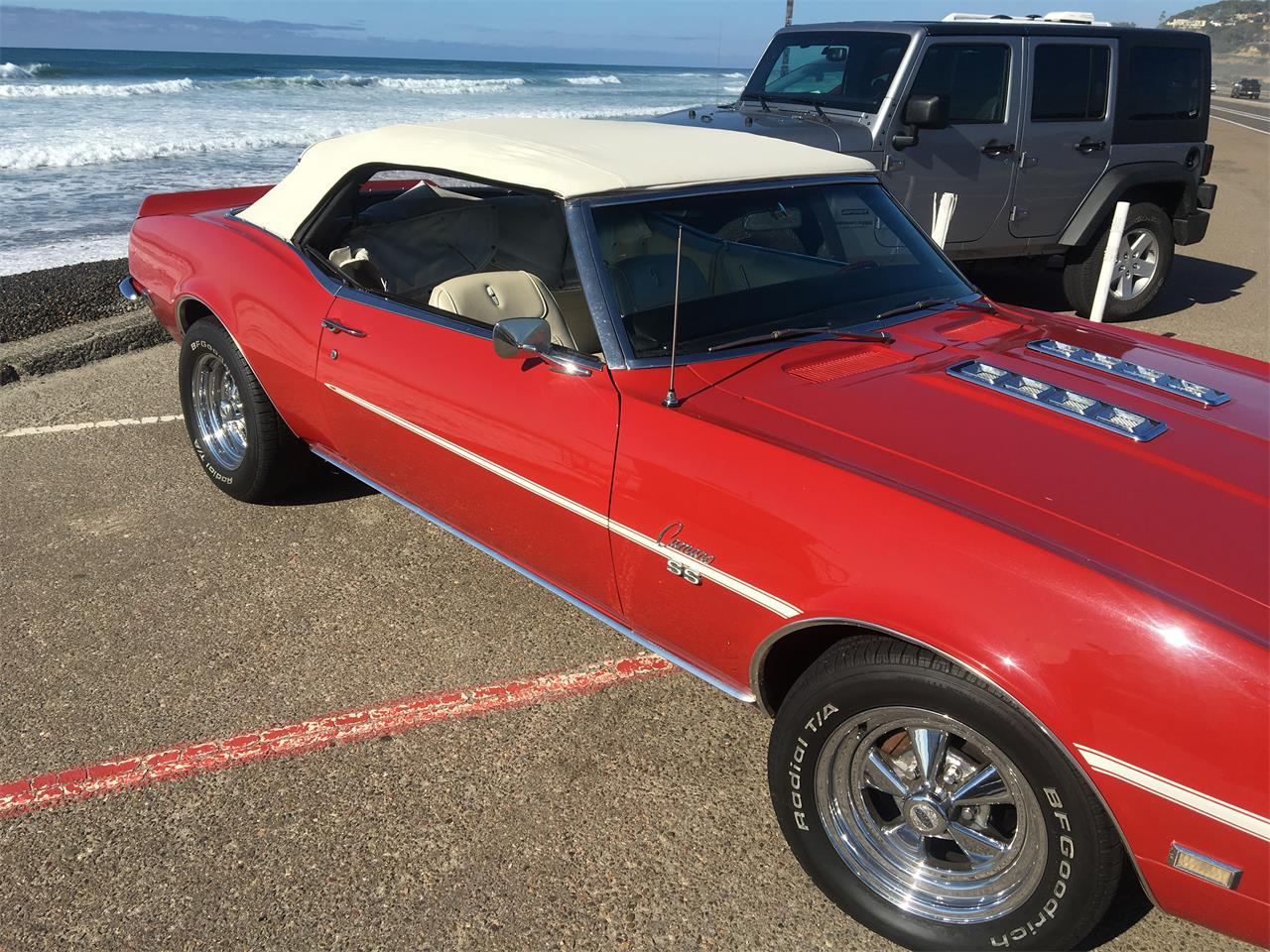 Large Picture of '68 Chevrolet Camaro RS/SS - $55,900.00 Offered by a Private Seller - PPQ4