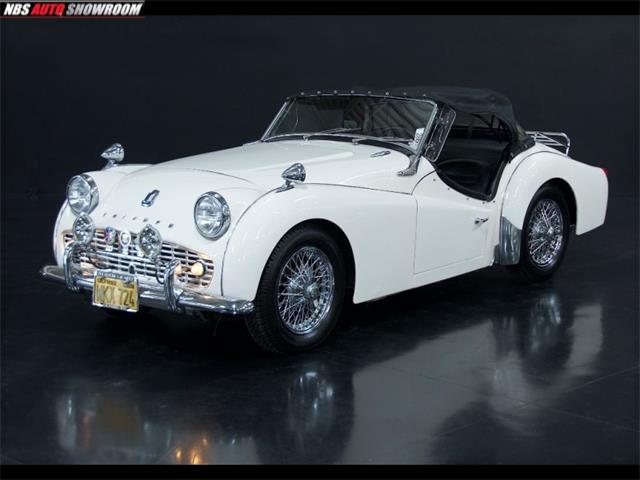 Picture of '62 TR3B - PPQA