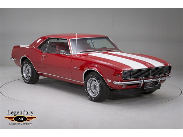 Picture of Classic 1968 Chevrolet Camaro RS Z28 located in Ontario - PPQD