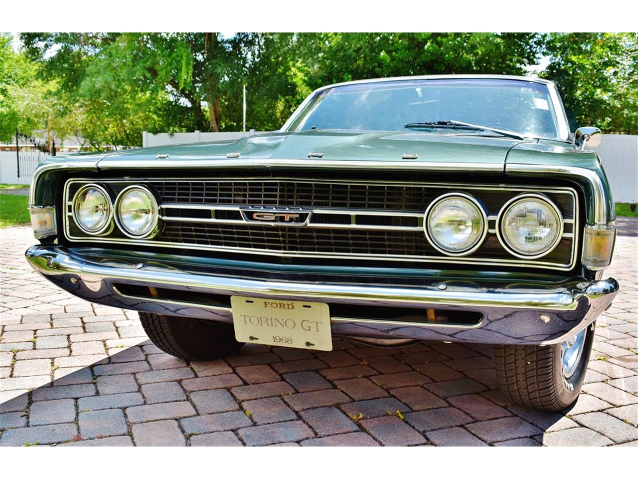 Large Picture of '68 Torino - PPQN
