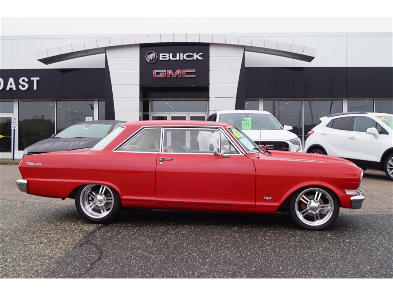 Large Picture of 1963 Nova SS - $41,000.00 - PPR2