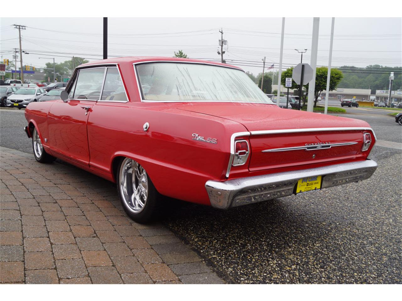 Large Picture of '63 Chevrolet Nova SS located in BRICK New Jersey Offered by a Private Seller - PPR2