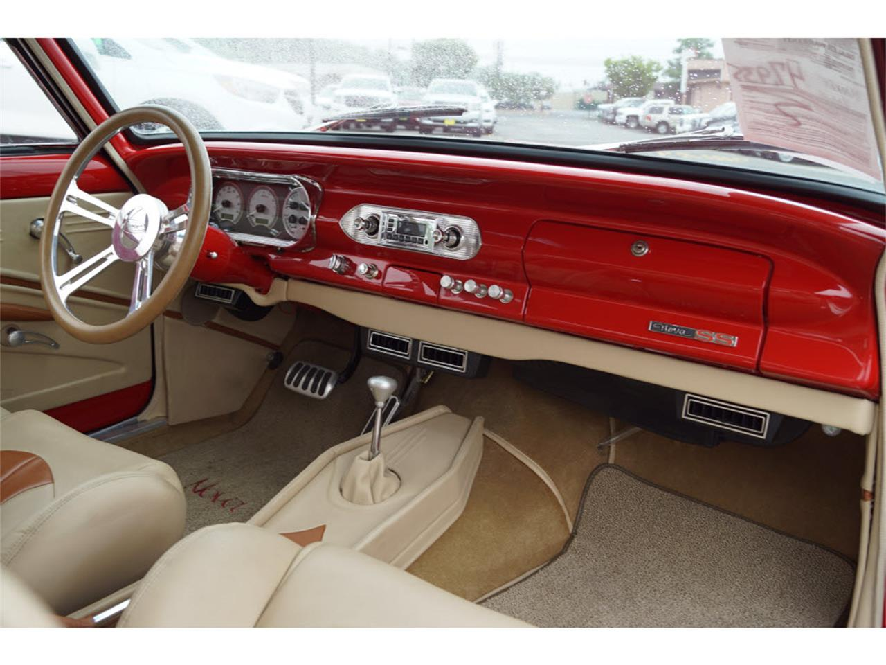 Large Picture of 1963 Nova SS Offered by a Private Seller - PPR2