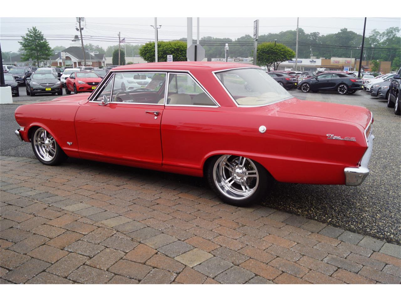 Large Picture of '63 Chevrolet Nova SS located in BRICK New Jersey - PPR2