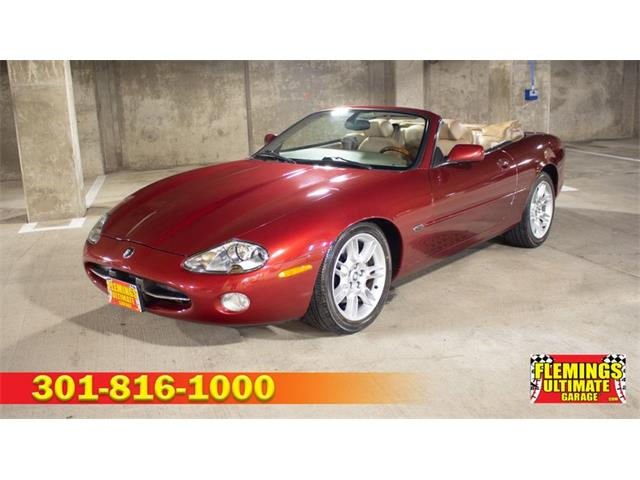Picture of '02 XK8 - PPR6