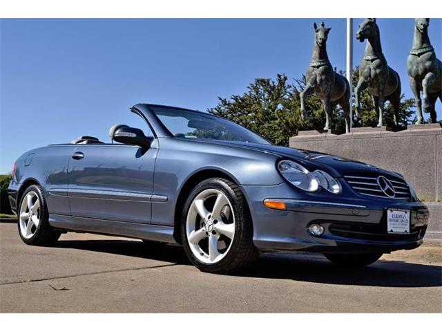 Picture of '05 Mercedes-Benz CLK Offered by  - PPRT