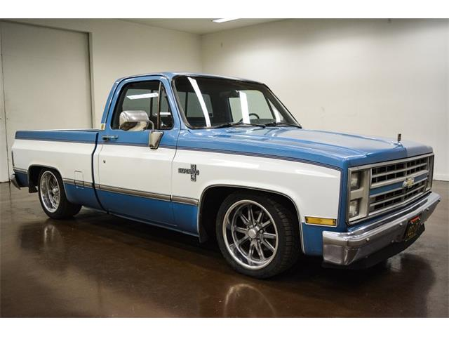 1985 To 1987 Chevrolet Silverado For Sale On Classiccars Com