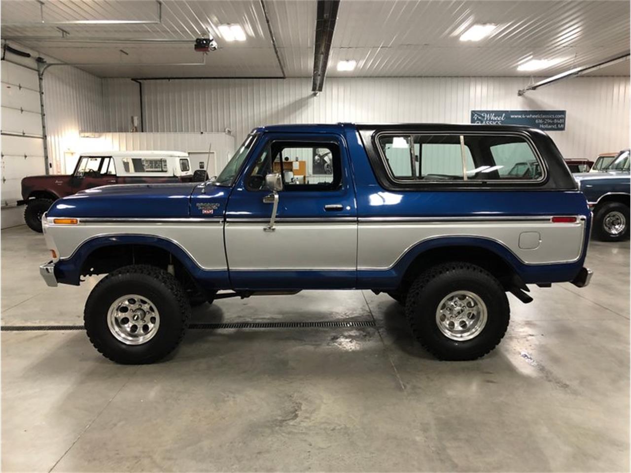 1979 Ford Bronco For Sale Classiccars Com Cc 1199817