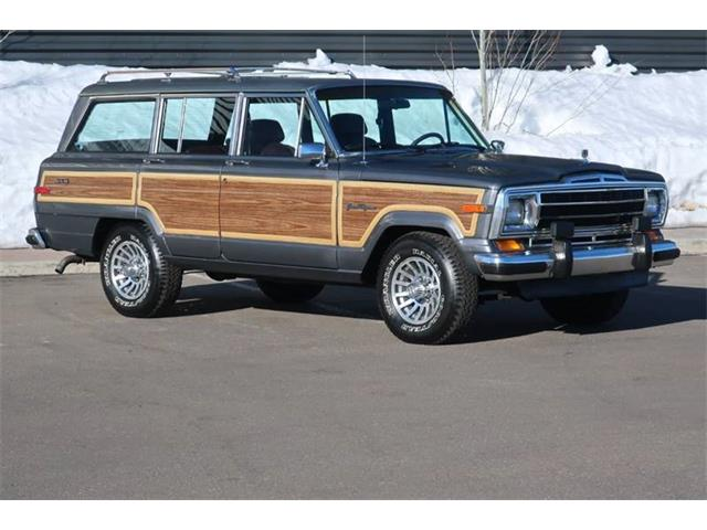 Picture of '89 Jeep Grand Wagoneer located in Hailey Idaho Offered by  - PPSJ