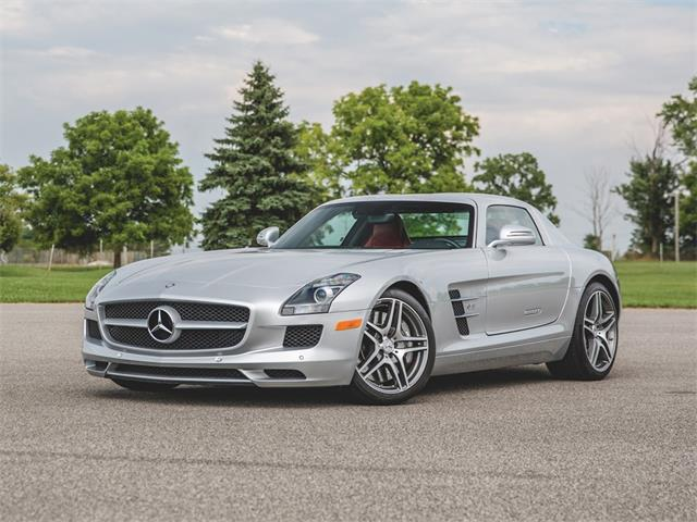Picture of 2011 SLS AMG located in Fort Lauderdale Florida Auction Vehicle Offered by  - PIYV
