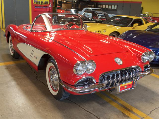 Picture of '60 Corvette - PPSN
