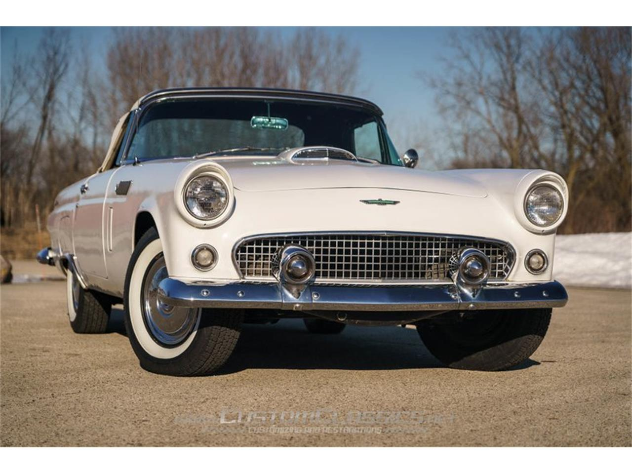 Large Picture of '56 Thunderbird - PPSO