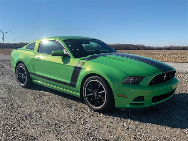 Picture of '13 Mustang - PIYW