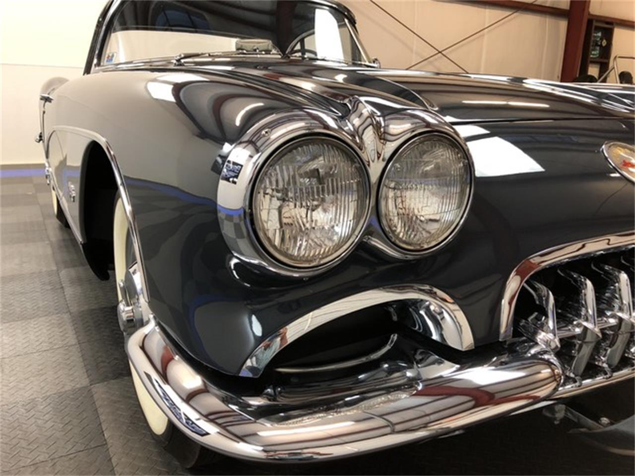 Large Picture of '58 Corvette - PPTN