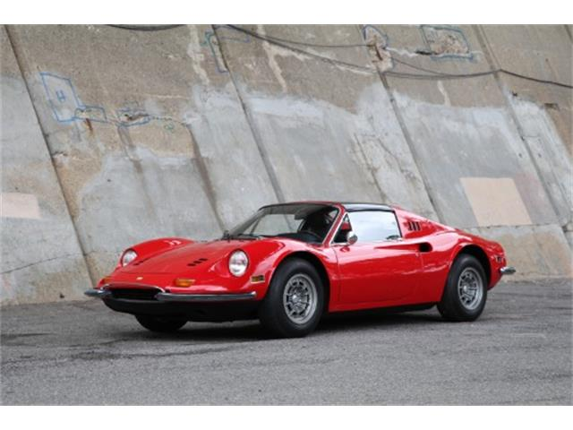 Picture of '74 Dino 246 GTS - $429,500.00 Offered by  - PPTR