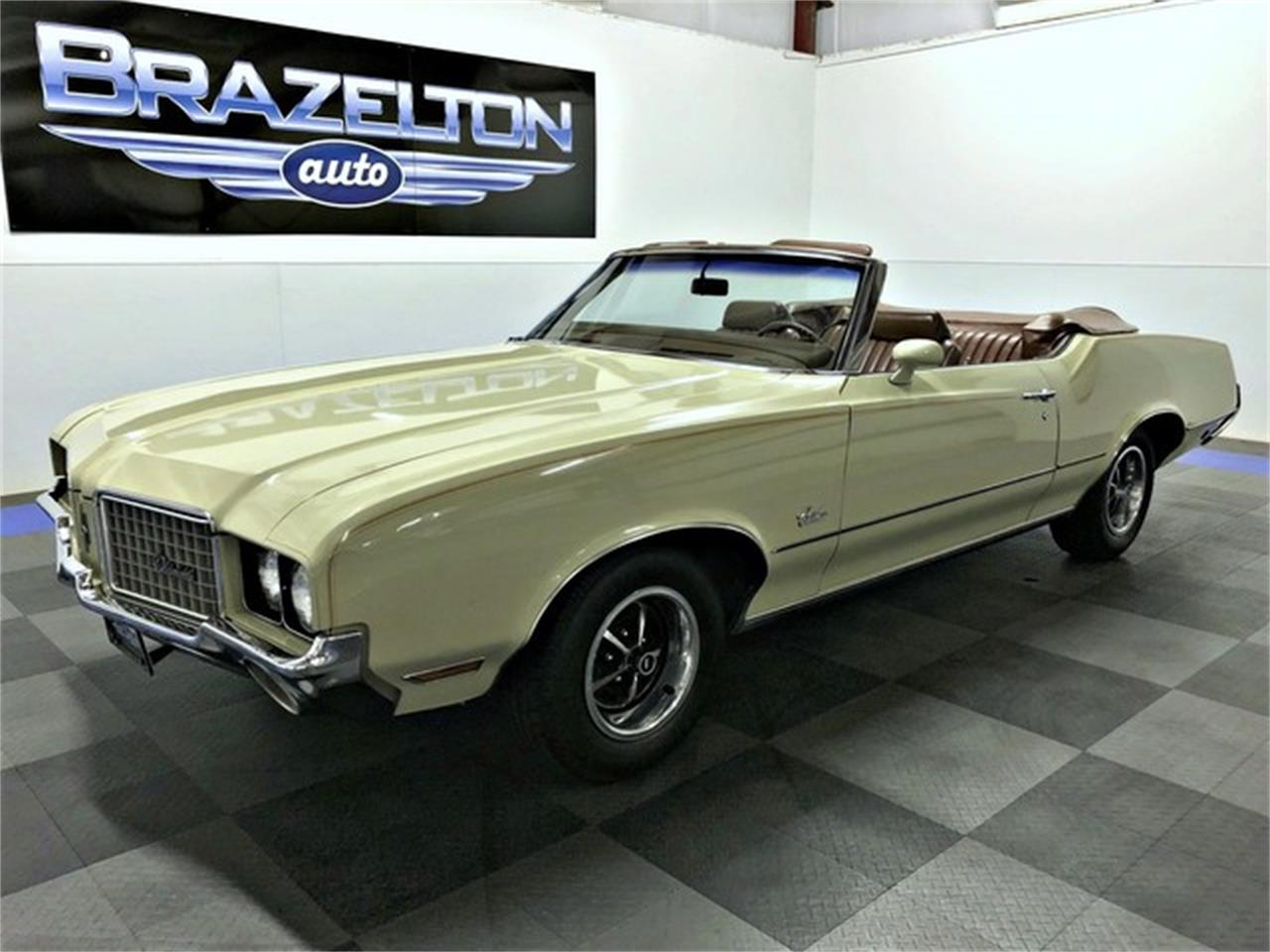 Large Picture of '72 Oldsmobile Cutlass - PPTS