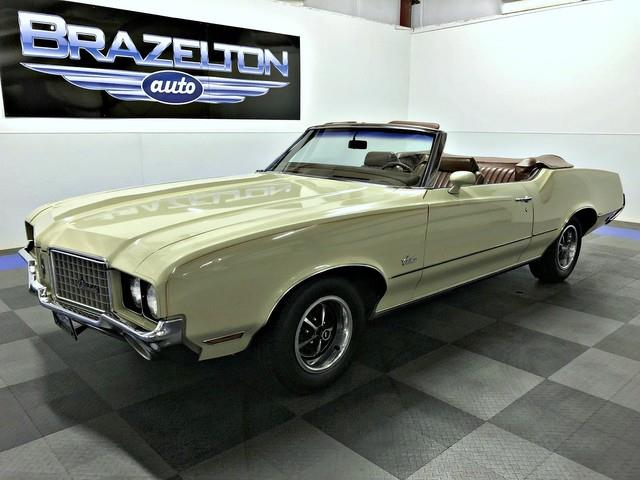 Picture of '72 Cutlass - PPTS