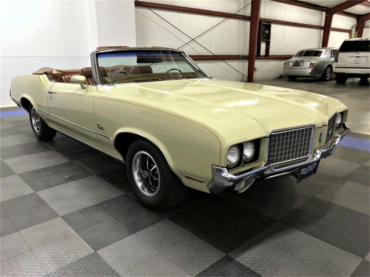Large Picture of Classic 1972 Oldsmobile Cutlass - $22,995.00 Offered by Brazelton Auto - PPTS