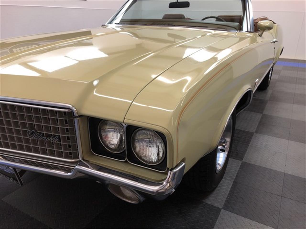 Large Picture of Classic 1972 Oldsmobile Cutlass located in Houston Texas - $22,995.00 Offered by Brazelton Auto - PPTS
