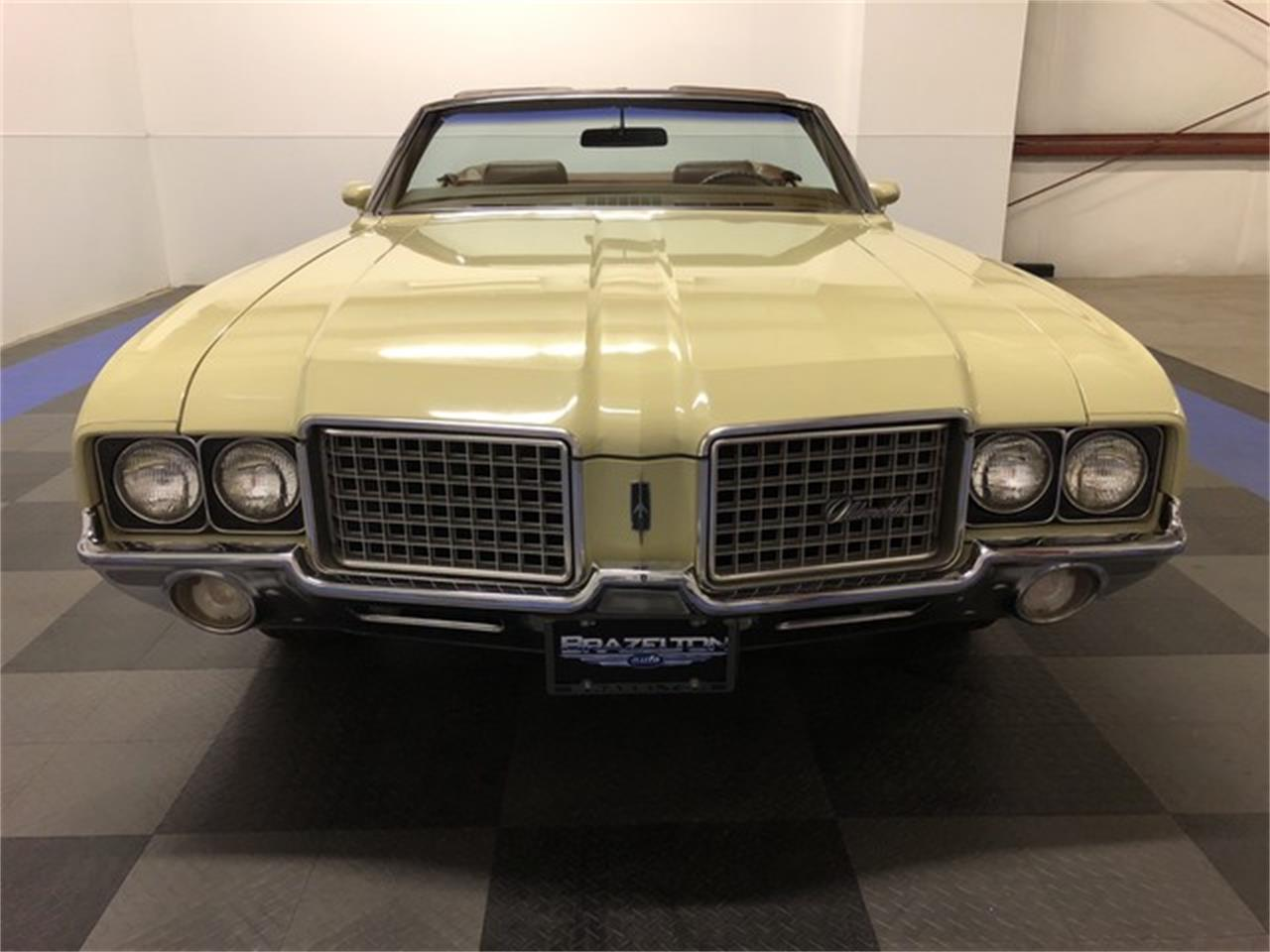 Large Picture of 1972 Cutlass Offered by Brazelton Auto - PPTS