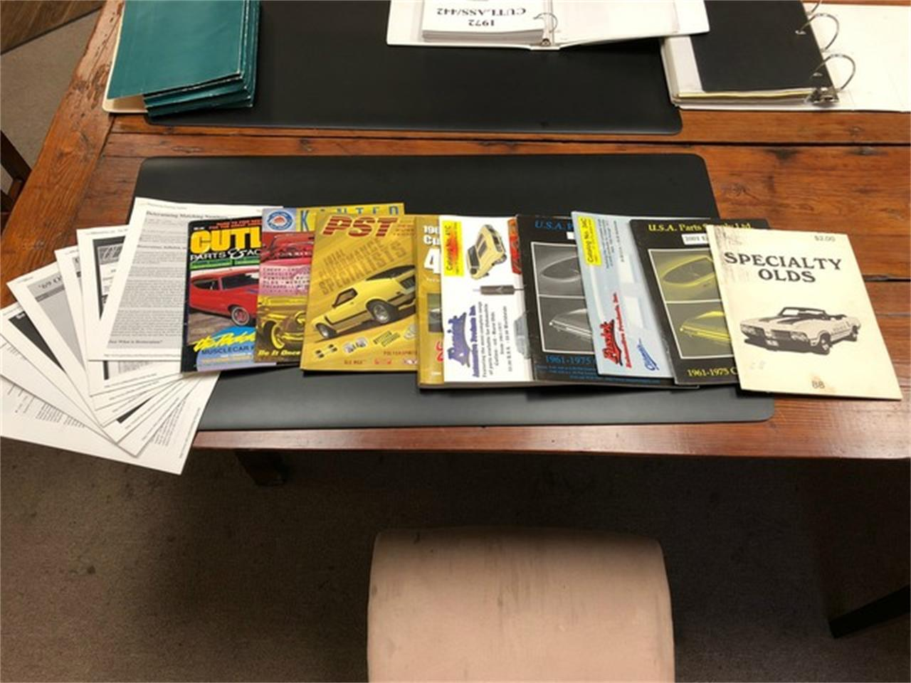 Large Picture of '72 Oldsmobile Cutlass Offered by Brazelton Auto - PPTS
