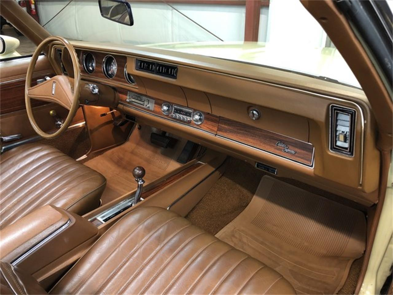 Large Picture of Classic 1972 Oldsmobile Cutlass located in Houston Texas Offered by Brazelton Auto - PPTS