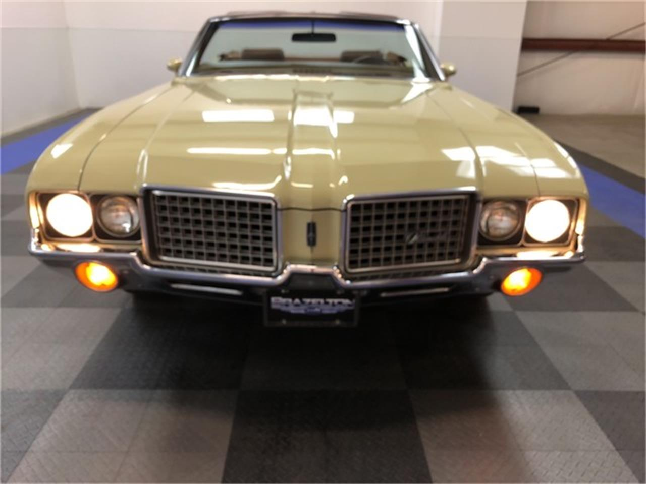 Large Picture of '72 Cutlass Offered by Brazelton Auto - PPTS