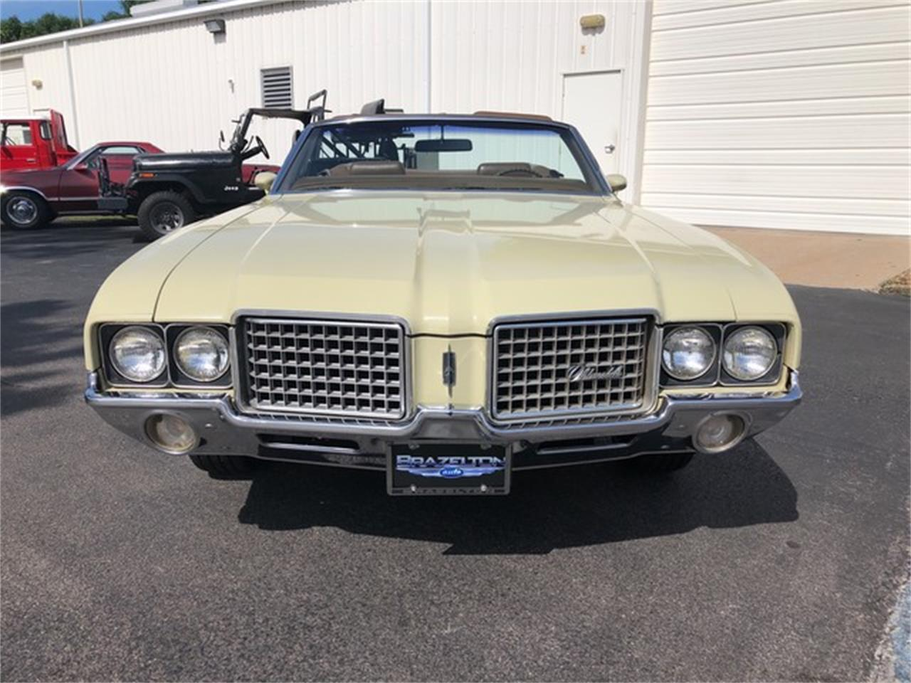 Large Picture of Classic '72 Cutlass Offered by Brazelton Auto - PPTS
