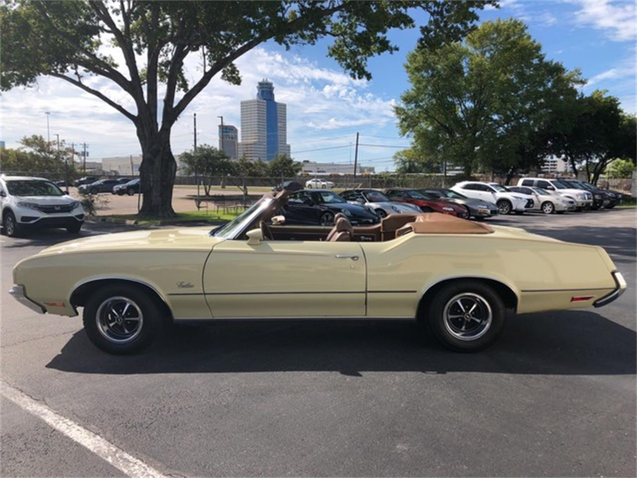 Large Picture of Classic 1972 Oldsmobile Cutlass Offered by Brazelton Auto - PPTS