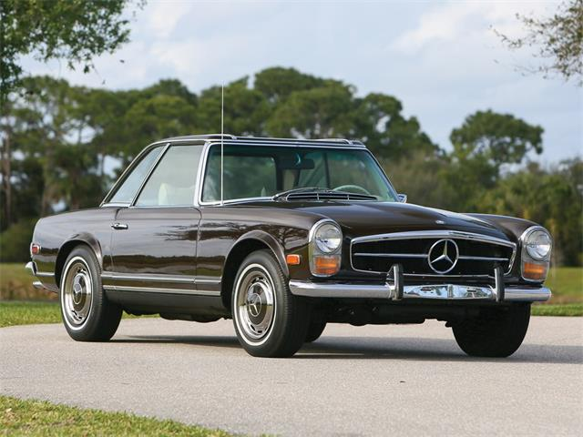 Picture of '69 Mercedes-Benz 280SL located in Fort Lauderdale Florida Auction Vehicle Offered by  - PIZ0