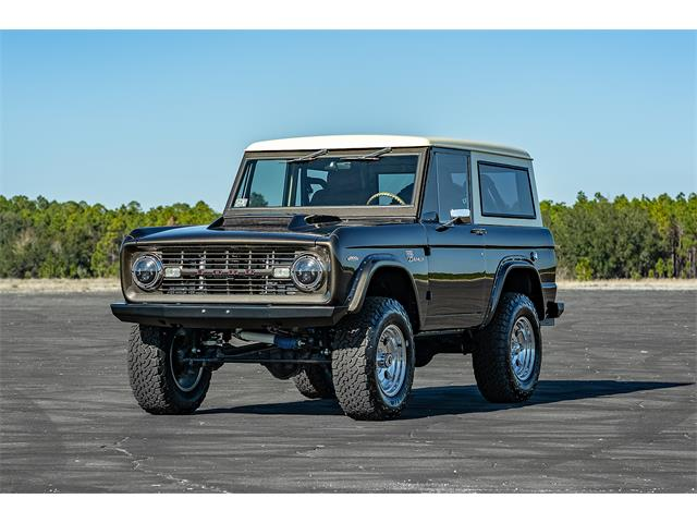 Picture of '72 Bronco - PPU4