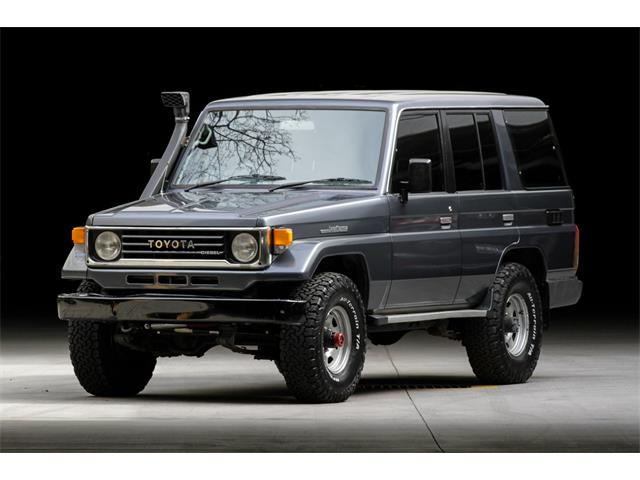 Picture of '91 Land Cruiser FJ - PPU8