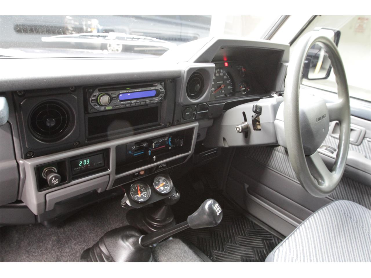 Large Picture of '91 Land Cruiser FJ - PPU8
