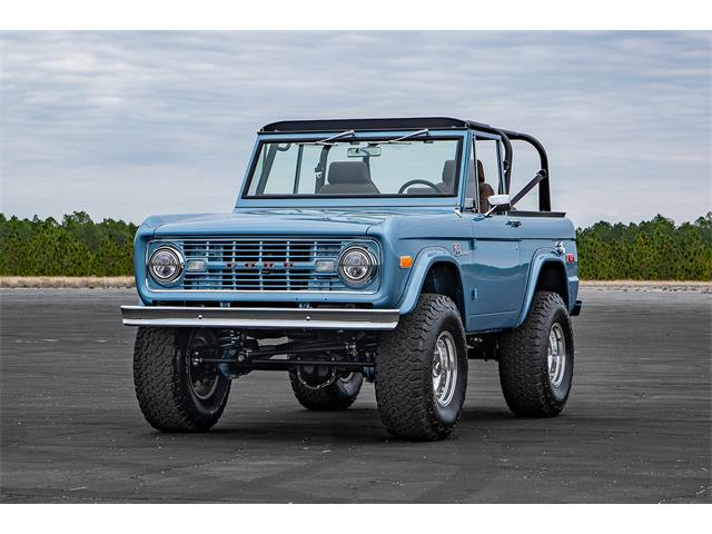 Picture of '74 Bronco - PPUH