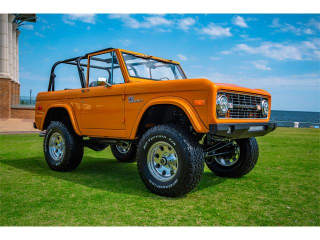 Picture of '74 Bronco - PPUK