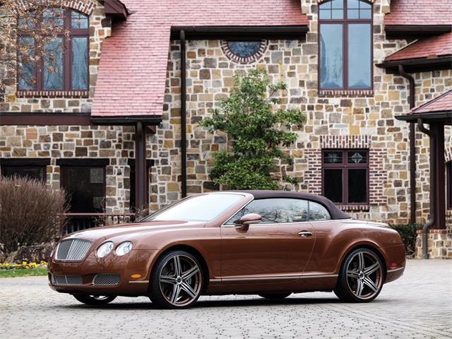 Picture of '08 Bentley Continental GT Convertible located in Fort Lauderdale Florida Auction Vehicle Offered by  - PIZ3