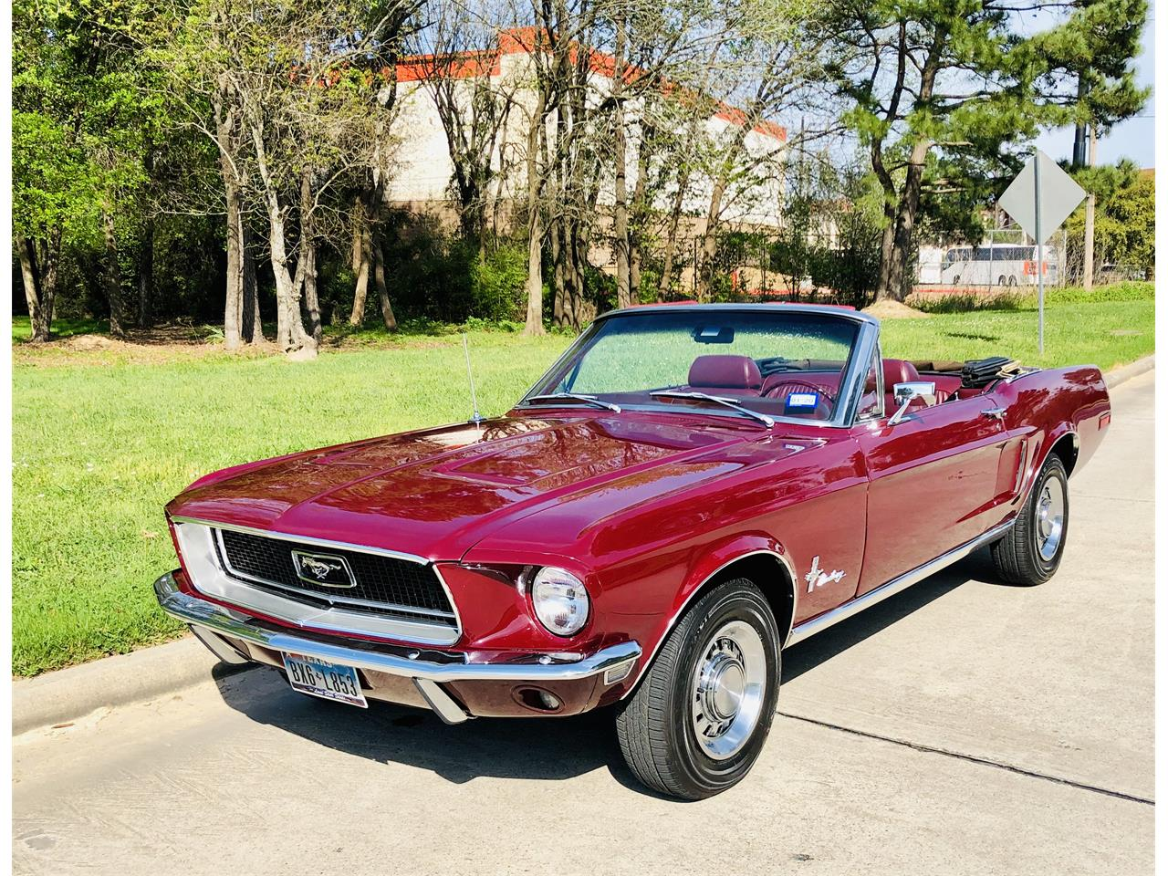 1968 Ford Mustang for Sale | ClassicCars.com | CC-1199918