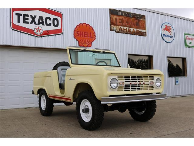 Picture of '66 Bronco - PPV4