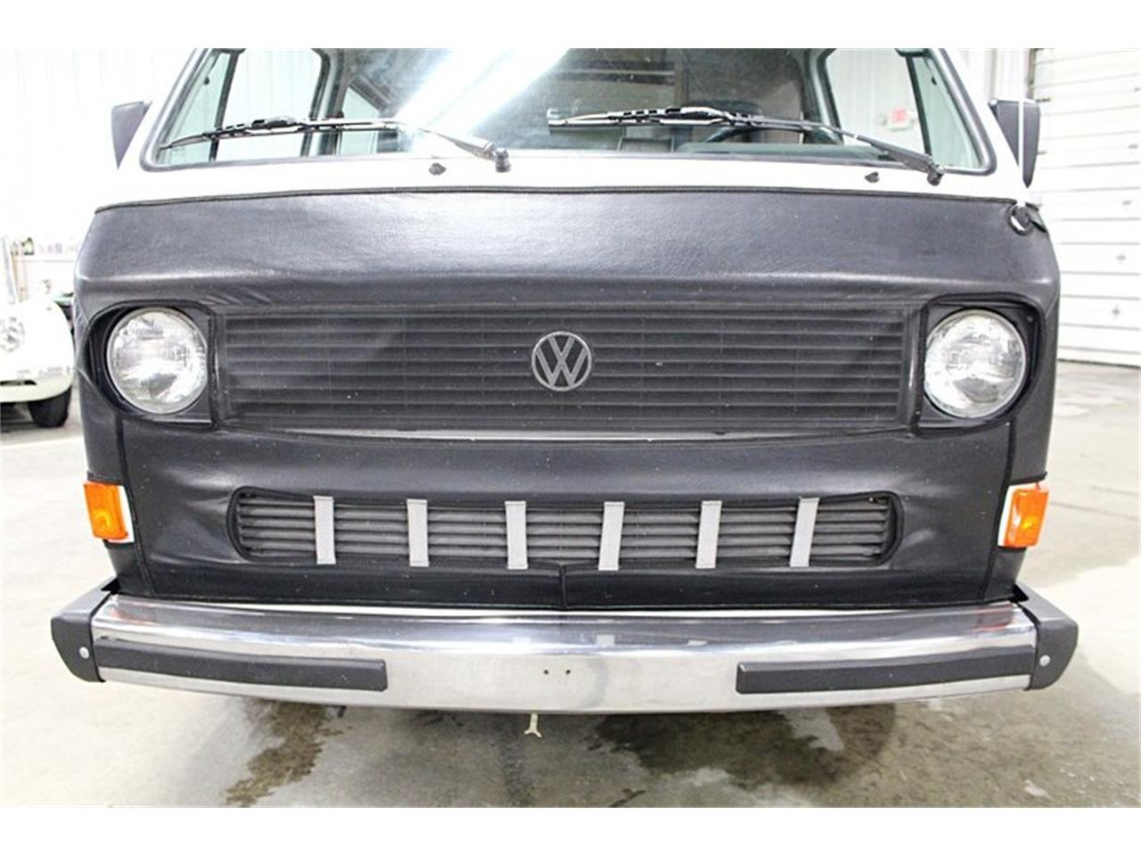 Large Picture of 1983 Volkswagen Van located in Michigan Offered by GR Auto Gallery - PPV8