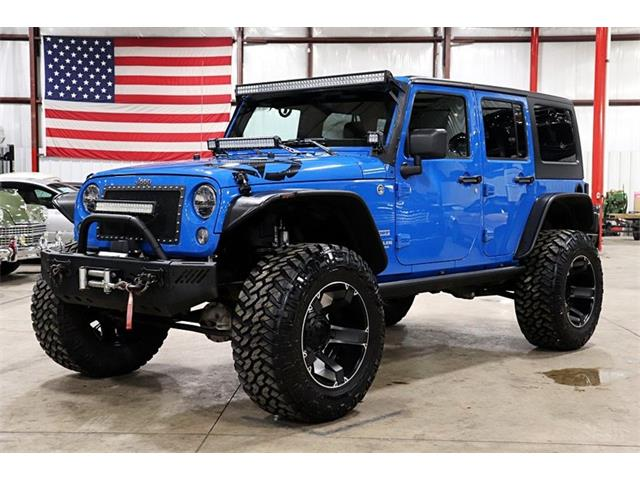 Picture of '11 Wrangler - PPVA