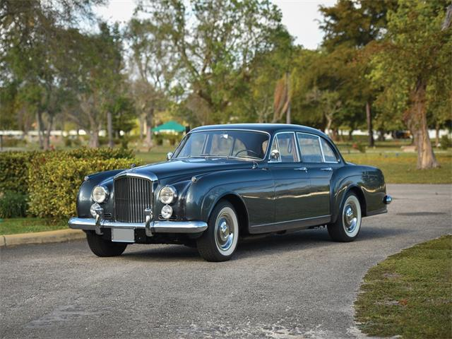 Picture of Classic '60 Bentley S2 Continental 'Flying Spur' Saloon Auction Vehicle - PIZ7