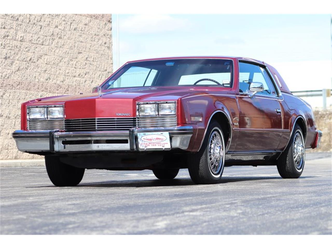 Large Picture of '82 Oldsmobile Toronado located in Illinois - PPX3