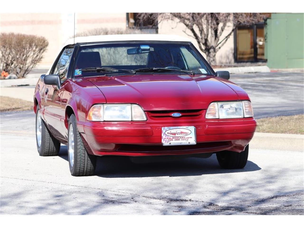 Large Picture of '89 Mustang - PPX9