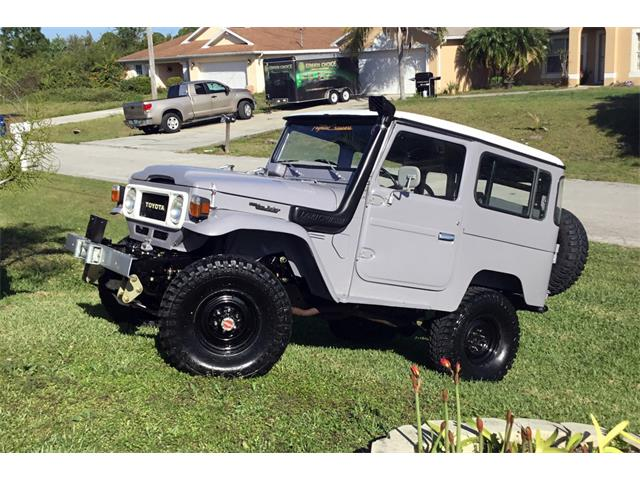 Picture of '81 Land Cruiser FJ - PPXA