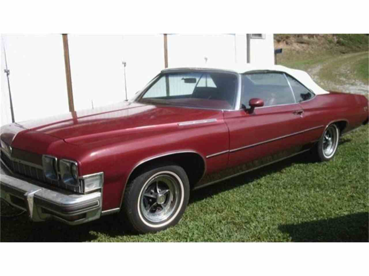 Large Picture of '74 LeSabre - 2KMQ