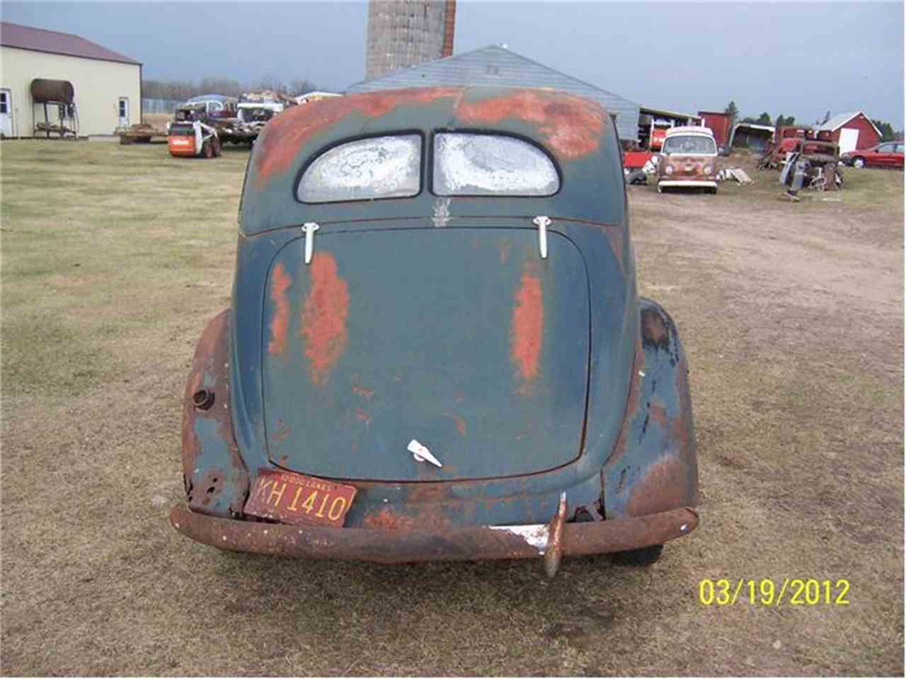 Large Picture of Classic 1937 Tudor - 2L48