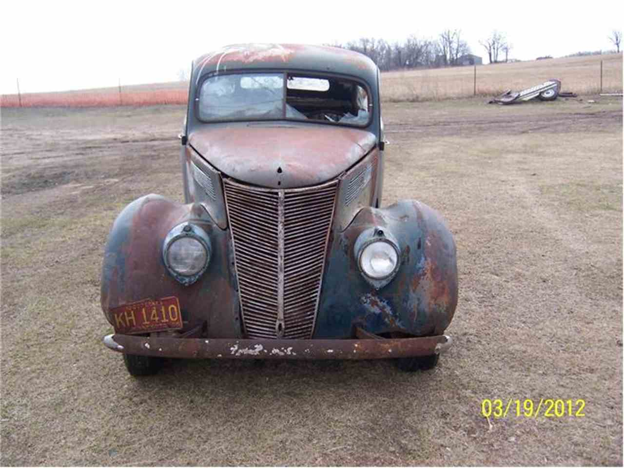 Large Picture of '37 Ford Tudor - $3,000.00 - 2L48