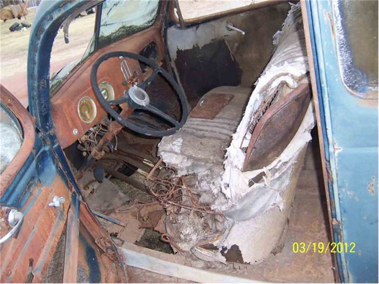 Large Picture of Classic '37 Ford Tudor - $3,000.00 Offered by Dan's Old Cars - 2L48