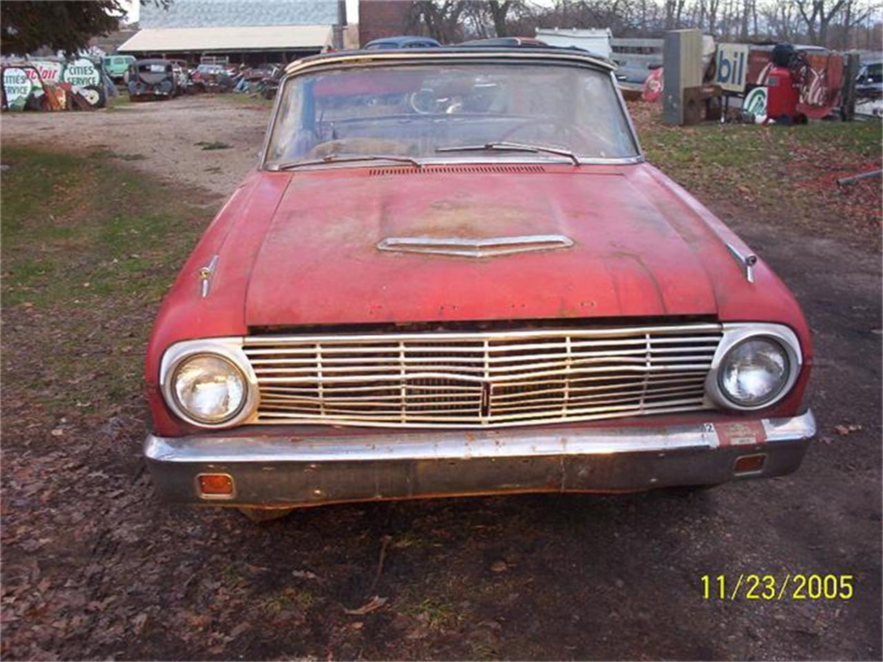 Large Picture of Classic '63 Falcon - $5,000.00 - 2L4D