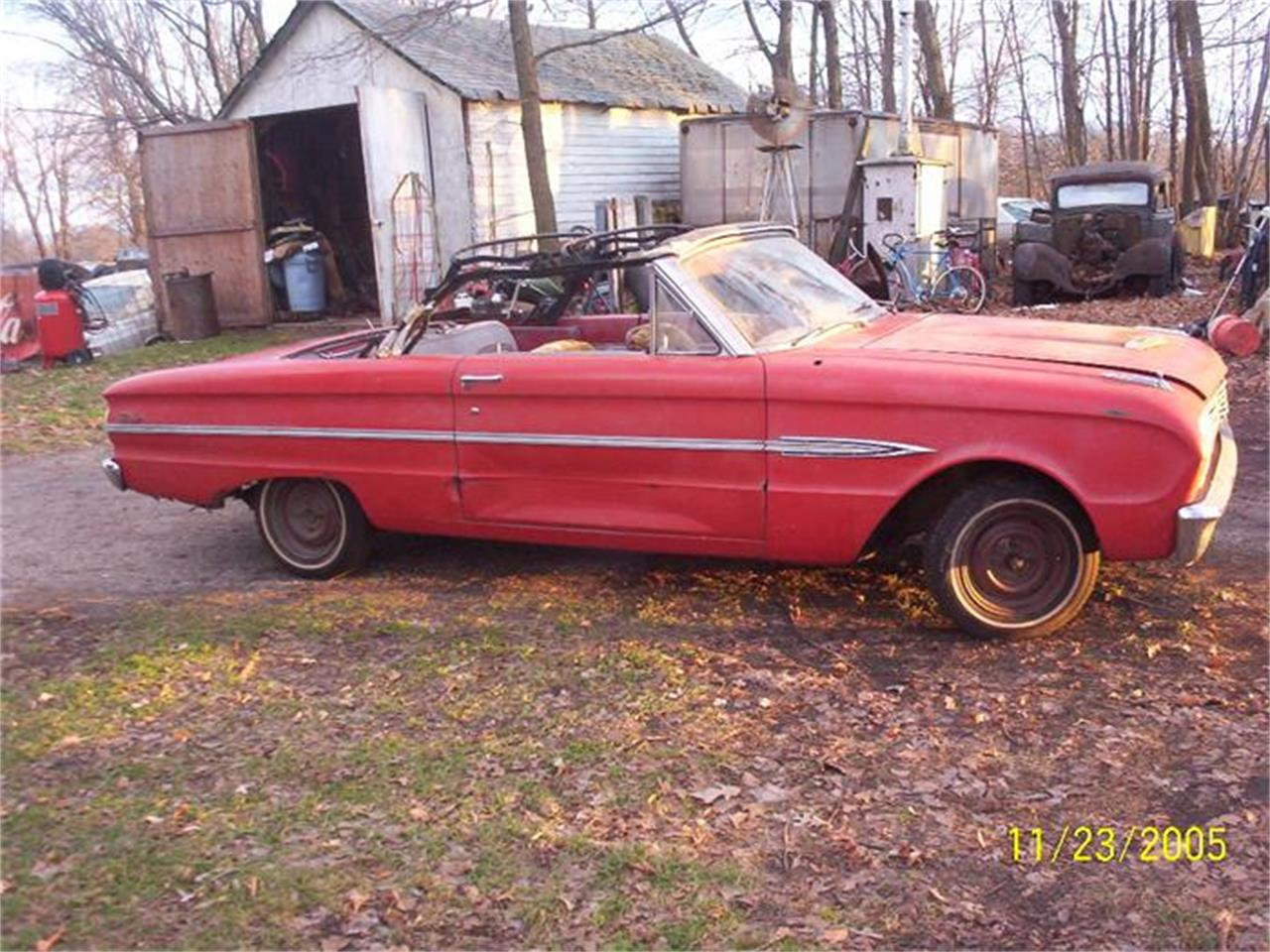 Large Picture of 1963 Ford Falcon located in Minnesota Offered by Dan's Old Cars - 2L4D